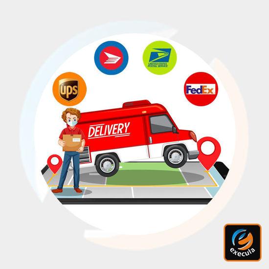 Use Customer's Shipping Provider